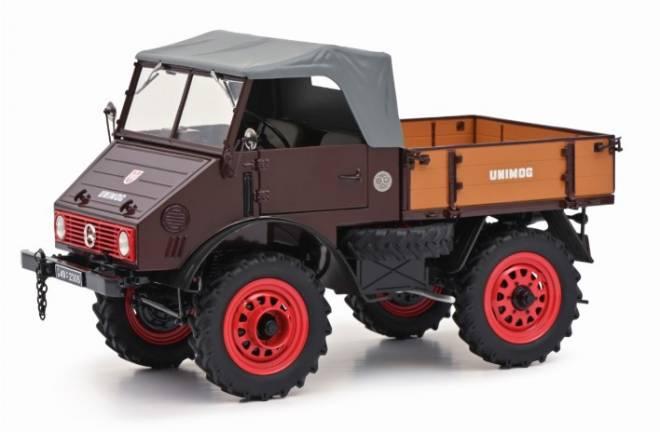 Benz  U401