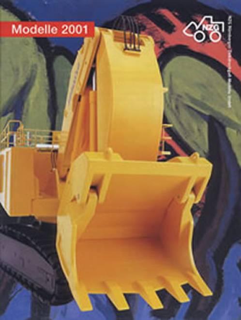Katalog 2001 (mit CAT Beiblatt)