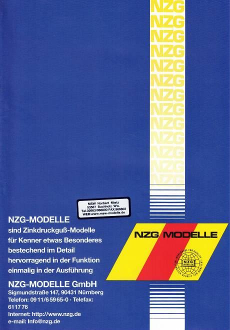 Katalog 1999 (mit CAT Beiblatt)