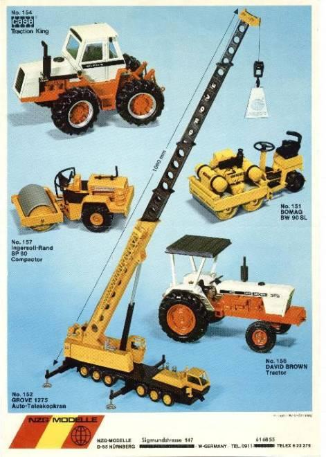 19xx Katalog Farbblatt ?, DIN A4, 1-seitig, 5 Abb. (Farb Kopie)