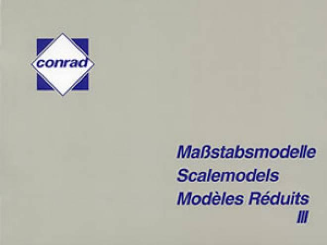 Conrad Katalog III ab 1993 bis 2001