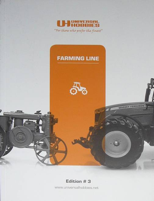 Farming Line Edition # 3