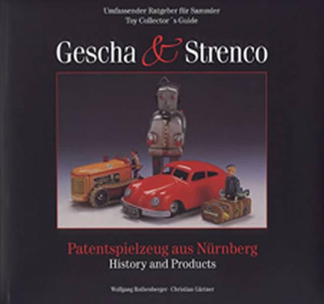 & Strenco (Vorgeschichte von der Fa. Conrad, mit Baumaschinenmodellbildern) Autor K.Haddock Seiten 224