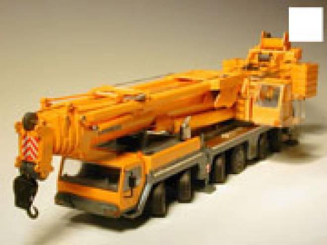 LTM 1300/1 mit Spitze/Jib