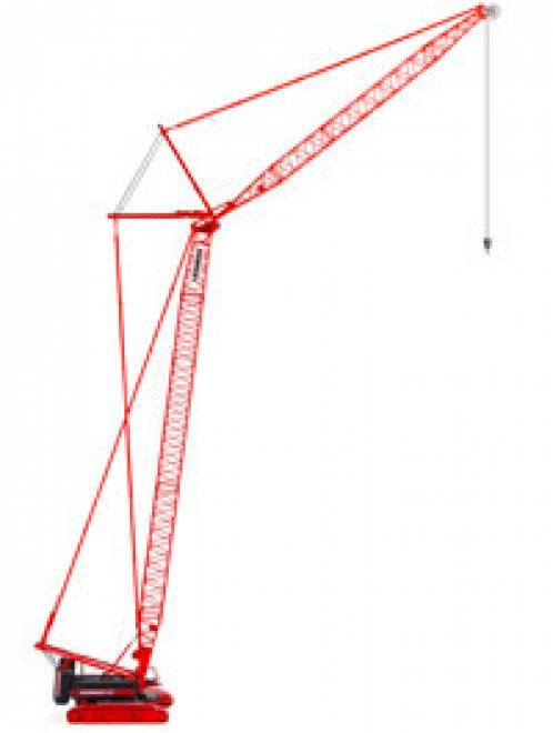 Raupengittermastkran LR 1280