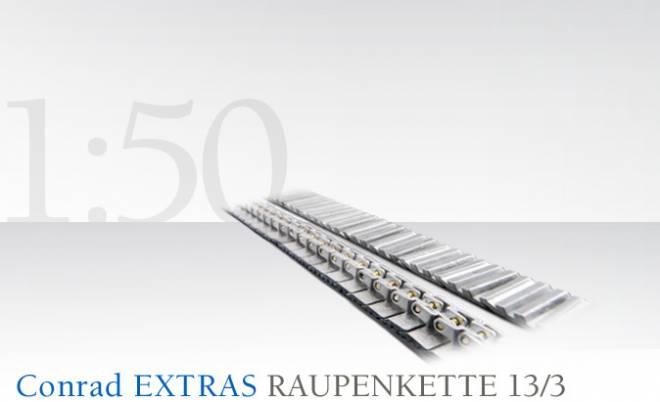 13,0 mm Dreisteg -kettenlänge max. 240mm-