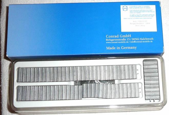 18,0 mm Dreisteg -kettenlänge max. 240mm-