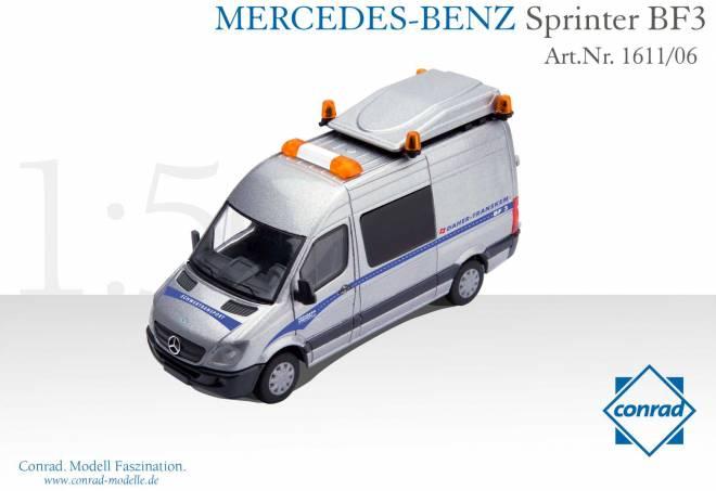 Benz Sprinter BF 3