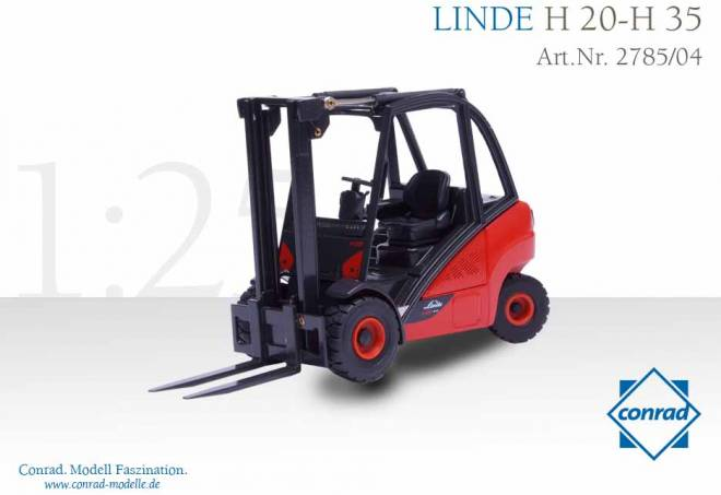 H 20,25,30,35 EVO Diesel- und Treibgasstapler