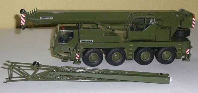 LTM 1070-4.1 militär , bundeswehr