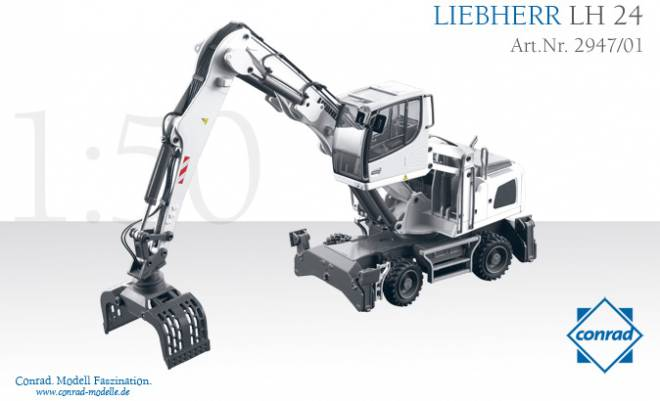 LH 24 Materialumschlagmaschine