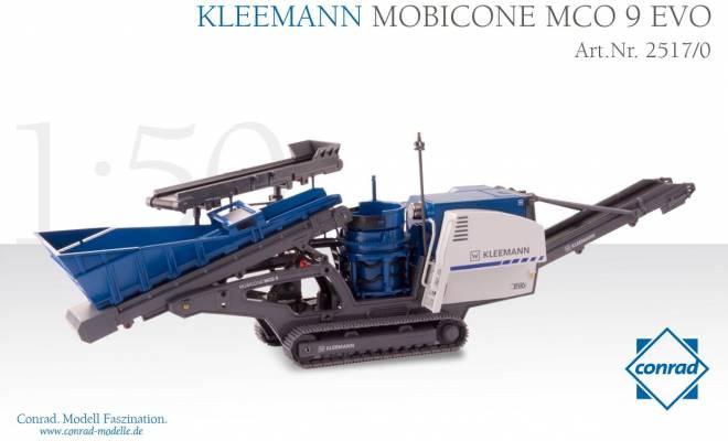 Mobicone 9 EVO Raupenmobiler Kegelbrecher