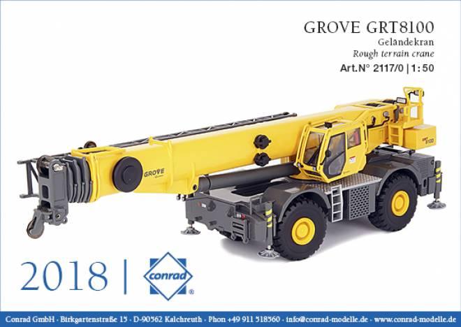 GRT 8100 Rough Terrain