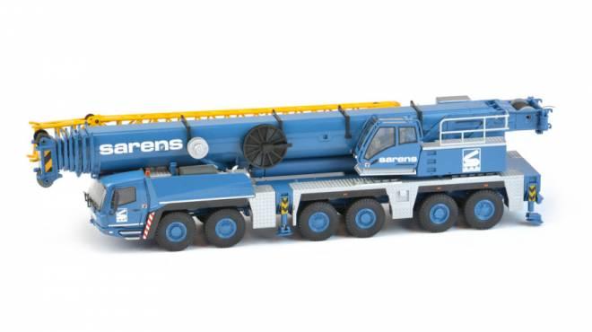 GMK 6300L All-Terrain Kran inkl. Auslegerverlängerung