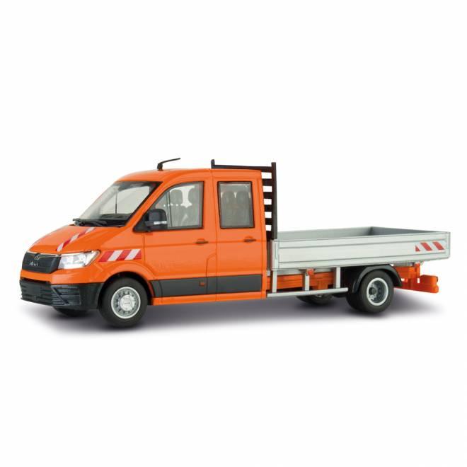 TGE 4.180 Doka Transporter