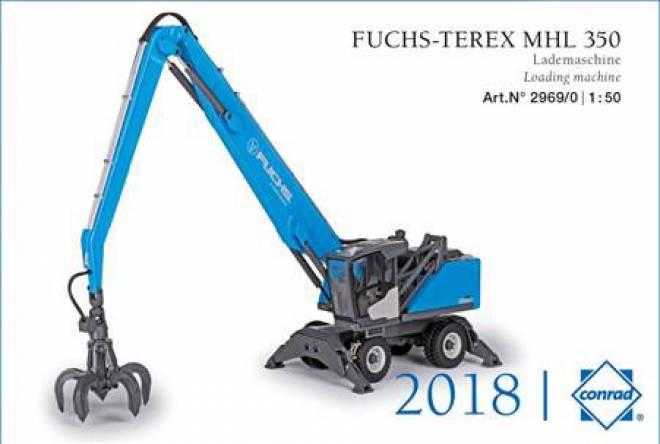 TEREX MHL 350 F