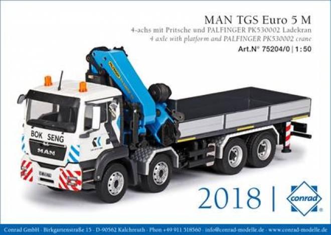 TGS Euro 5 M 4-achs mit
