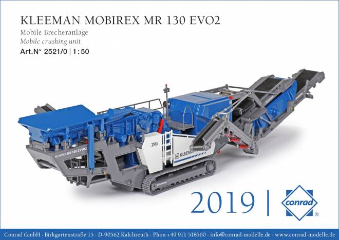 MOBIREX MR 130 EVO2 Mobile