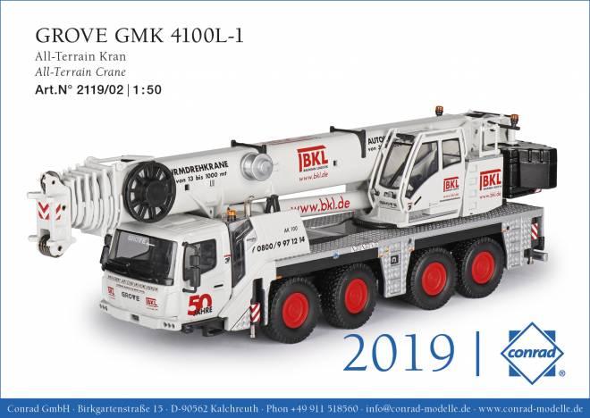 GMK 4100L-1 All-Terrain