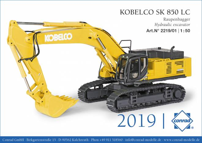 SK 850 LC US- Version