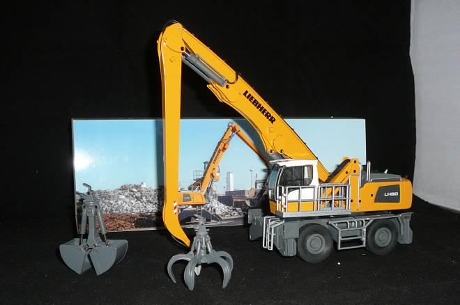LH 60 M Industry Materialumschlagmaschine