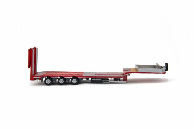 MCOS-48-03EB SEMI LOWLOADER WITH GRID FLOOR