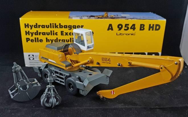 A 954 B HD