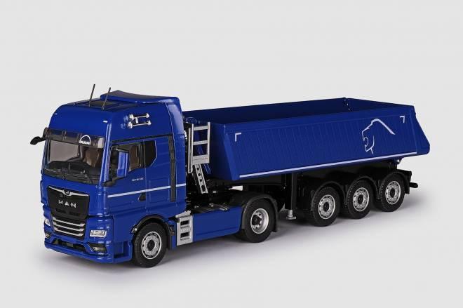 TGX GX 18.510 Schmitz Cargobull Kippsattelzug