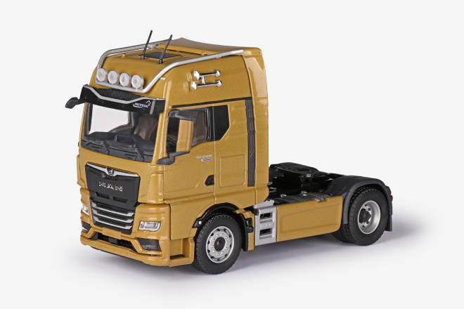 TGX GX 18.640 Sattelzugmaschine -Individual Lion-