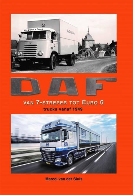 van 7 streper tot Euro 6 Trucks vanaf 1949