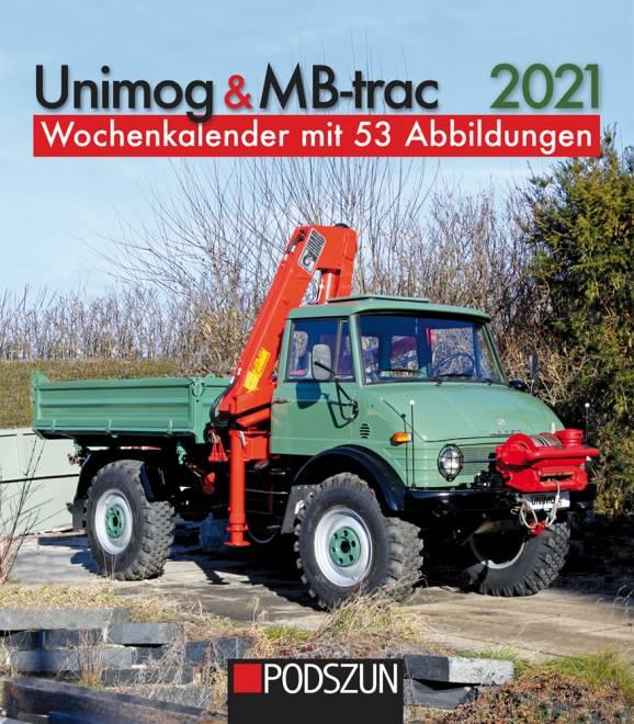 Unimog und MB-trac 2021