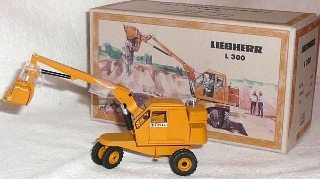 L 300 (der erste Liebherr Mobilbagger)