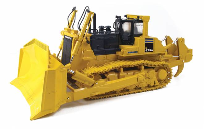 D475A-5EO Dozer with Ripper
