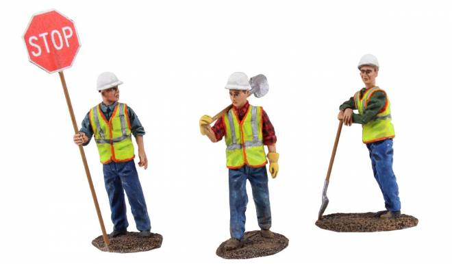 3 Bauarbeiter