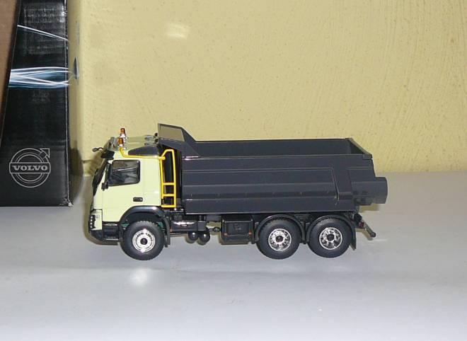 FMX Truck 6x4 Kipper