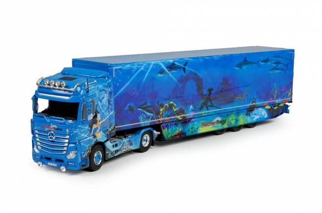 Benz Actros Bigspace mit