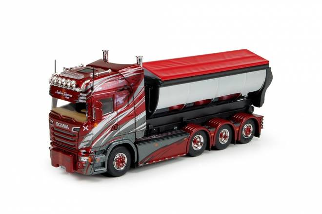 R-Streamline Highline mit Hakenarm Container