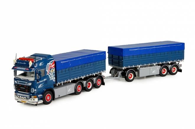 Scania R-serie Topline  mit