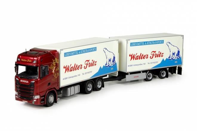 Scania S730 LKW mit