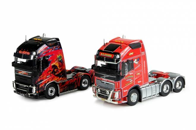 FH04 Globetrotter XL 6x4 SET