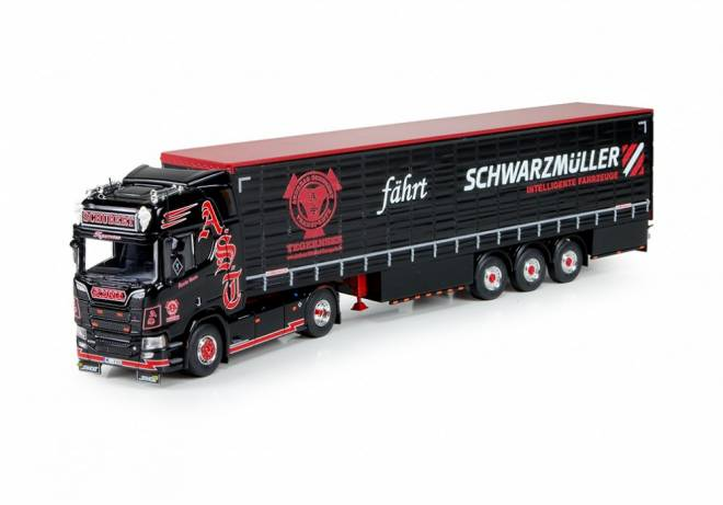 NGS R-serie Highline mit 3achs