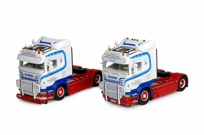 R-Streamline 4x2 2 x Scania  Set