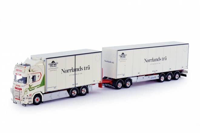 Next Gen S-serie Schwedisch Kombination 24 meter