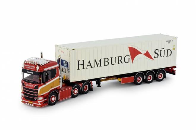 Next Gen R-serie mit Seecontainer