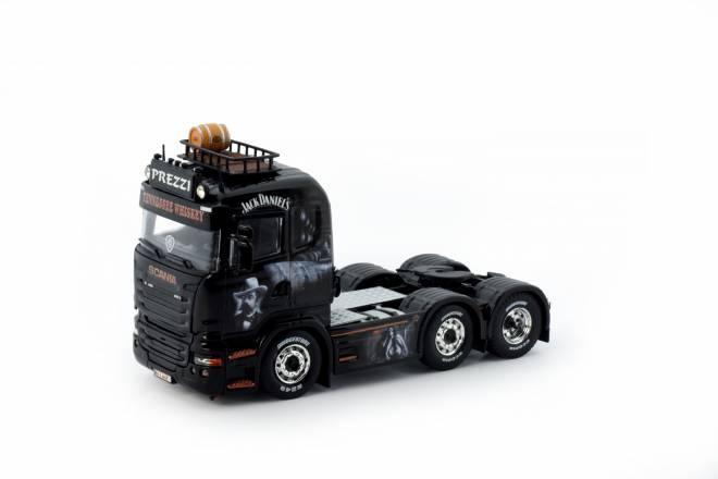 R-serie Streamline Custom parts