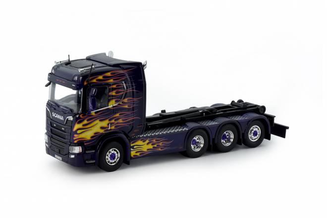 Next Gen R-serie Highline 8x2 motorwagen(zonder container