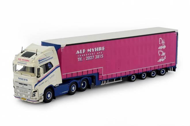 FH04 Globetrotter 6x2 mit Meusburger trailer