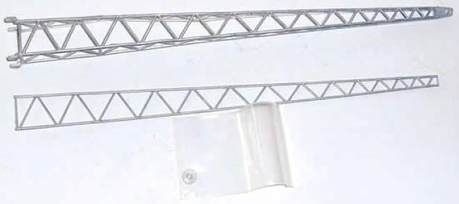Gittermastspitze für Conrad Art.-Nr. 2079 Autokran Liebherr LT 1060 Bausatz/KIT 3teilig - -