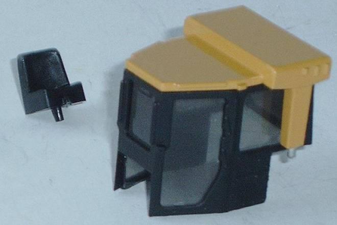 Kabine mit Dach und Sitz einzeln von der D9R