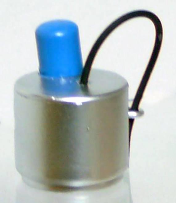 Baustellentankstelle oder Feldtankstelle genannt fertig gebaut in blau jedes Modell ein Unikat